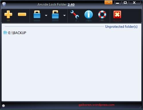 AnVideLockFolder