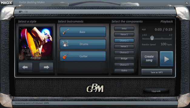 MAGIX-Guitar-Backing-Maker